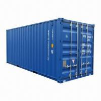 Quality ISO 20ft Shipping Container for Dry Cargos for sale