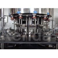 Quality Electric Automatic Liquid Filler Equipment Water Bottle Filling Machine CE ISO Industrial 2000-20000BPH 200ML-20000ML for sale