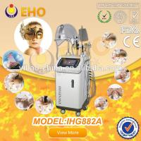 Quality HG882A oxygen jet led light therapy wrinkle removal oxygen machine for sale