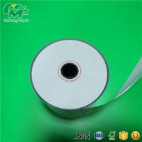 China Custom Printed Thermal Paper Rolls 100% Virgin Wood Pulp For Pos Machine / Cash Register on sale