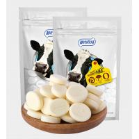 Quality Low Cal Chewy Milk Candy Made By New Zealand Milk Powder Stardard Bag Packing for sale