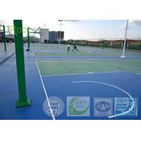 Quality Multifunctional Open Tennis Court Surface Anti Slip Floor Customization Available for sale