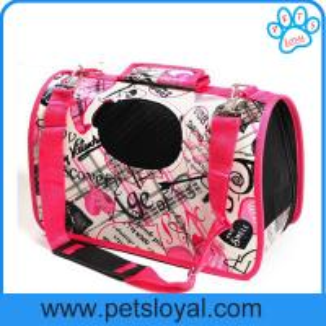 Quality Hot dog carrier bag Large expandable space pet bag outdoor travel dog carrier bag for sale