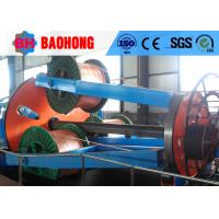 Quality Electric Wire Cable Stranding Machine , 1+1+3 Cabling Cable Laying Equipment for sale