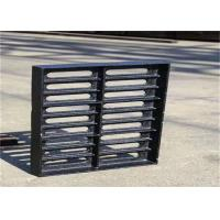 China Long Lived Storm Water Drain Covers Cast Iron / Ductile Iron Rain Grating on sale