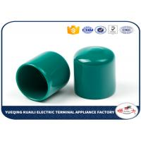 Quality Protective Flexible PVC Vinyl Wire End Caps Round Steel Bar Cap For Pipe for sale