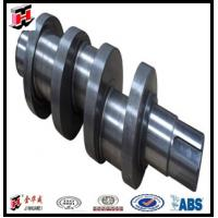 Buy cheap forged crankshaft casting forging from wholesalers