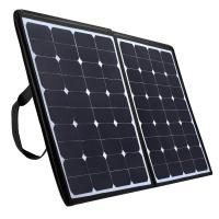 Quality High Efficiency Foldable Solar Panel Charger 100w For Laptop Tablet And Mobile Phone for sale