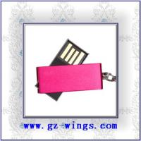 Quality WS801- Pure_Metal USB Flash Disk for sale
