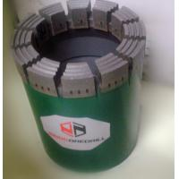 Quality Diamond Core Bits PQ Core Drill Bits Q Series For Mineral Exploration Industry for sale