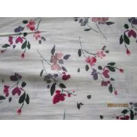 China Rayon Cotton Printed Fabric on sale