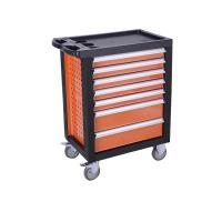 Quality 2018 new design cheapest workshop car repair tool trolley with 170PCS tools for sale