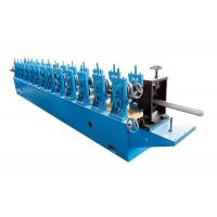 Quality Track Rails Forming Machine Roll Shutter Door Forming Machine Aluminum Material for sale