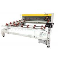 Quality Compact Structure Computerized Quilting Machines 1.5KW 220V 50Hz Power for sale