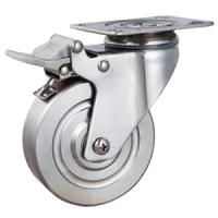Quality Stainless steel caster wheels for sale