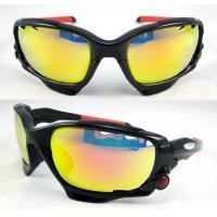 Quality Sports Sunglasses Open Frame Optional Color Safety With Uv400 Protection Bp-6208 for sale
