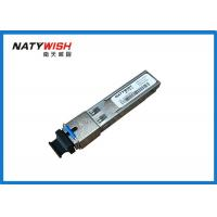 Quality Small Form Pluggable SFP Optical Module Multipurpose For GPON OLT Class C+ / FTTX for sale