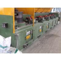 Quality Mild Carbon Steel Straight Line Wire Drawing Machine With Customized Drawing Speed for sale