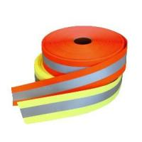 Quality High elongation Safety Warning Tape eco - friendly,  connecting / banding for sale