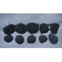 Quality Black Color Silicon Carbide Abrasive Media For Grinding Non - Ferrous Materials for sale