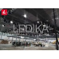 Buy cheap Trade Show Aluminum Exhibition Lighting Box Truss Display Led Stage Truss from wholesalers