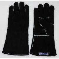 14 inch Split Leather Safety Welding Gloves Working Gloves