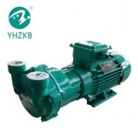 Quality 5hp cast iron material liquid ring vacuum pump for sheet extrusion lines for sale