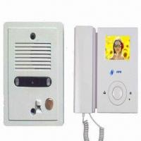 Quality Video Doorbell with 3.5-inch Digital TFT LCD, Outdoor Camera and Night Vision for sale