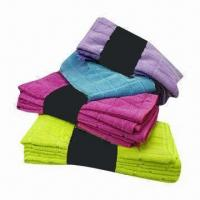 Quality Weft Knitting Microfiber Towel, Various Sizes are Available for sale