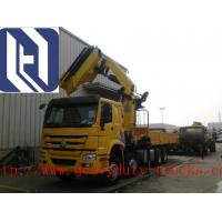Quality Sinotruk Howo Xcmg 12 Tons Lorry Mounted Crane 6x4 Straight Arm 17m With Warranty for sale