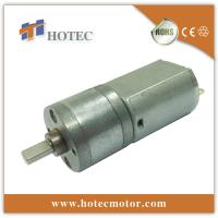 Quality concentric shaft light torque low rpm 12v geared motor for sale