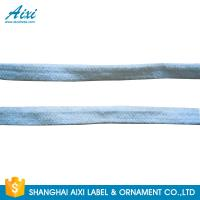 Quality Customized Webbing Polyester Woven Tape Flat For Garment / Bags for sale
