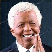 China Politic Leader Mandela Hand made Realistic Silicon Wax Figures on sale