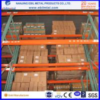 Quality 2016 Popular Steel Teardrop Pallet Racking / USA / Australia Type Pallet Racking for sale