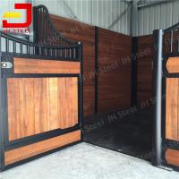 Quality Hot Dipped Galvanized Portable Horse Stall Panels horse boxes for sale