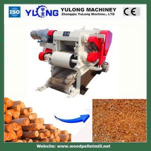 Quality Wood Sawdust Machine / Sawdust Making Machine For Crop Stalk for sale