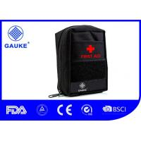 China Portable Mountaineering Auto First Aid Kit / Camping First Aid Kit Easy To Take on sale