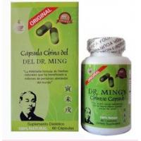 China Dr. Ming' Chinese Capsule diet detox Weight Loss Supplements Lose Belly Fat on sale