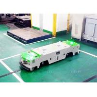 Quality WIFI Communication Bi Directional Tunnel AGV Vehicle With ±10mm Guiding Accuracy for sale