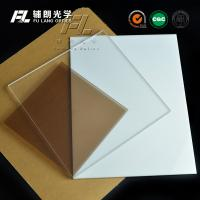 Quality Milky White Acrylic Sheet 5mm Thick , Heat Resistant Plexiglass Sheets Durable for sale