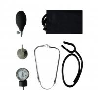 Quality Medical Hospital Portable Aneroid Sphygmomanometer With Stethoscope for sale