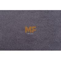 100% polyester warp knitting linen like plain fabric with  soil release  for high class upholstery