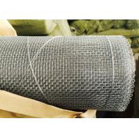 Quality Square 8 Mesh Wire Fencing , Electro Galvanized Iron Wire For Flitering for sale