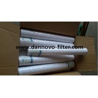 Quality Hot Selling PP Yarn Cotton  Water Filter Cartridge String Wound Filter Element for sale