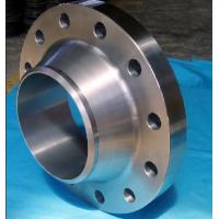 Quality A182 F22 Alloy steel pipe flange , weld neck flange with butt weld Connection for sale