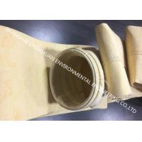 China Ultra Fine Fiberglass Filter Bag Element For 650 m3 Blast Furnace Dry Gas Cleaning Plants on sale