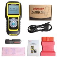 Quality OBDSTAR X300M Special for Odometer Adjustment and OBDII X300 M Mileage Correction Tool X300 M Odometer for sale