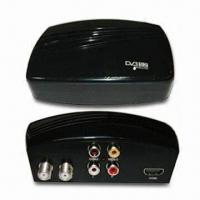 Quality Mini HD FTA DVB-S2 Receiver with USB PVR, 950 to 2150MHz Frequency and HDMI Output for sale