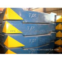 China Top-Rated Supplier factory price cast crane counter weight