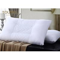 100% Washed Hotel Quality Pillows Bread Shaped Health Care Memory Foam